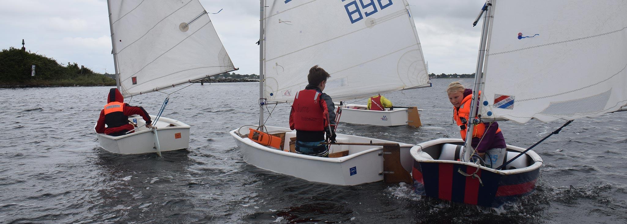 Wedstrijden watersport vereniging Arne